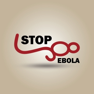 Stop Ebola illustration